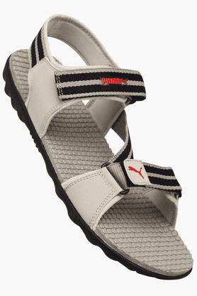 PUMAMens Casual Velcro Closure Sandal