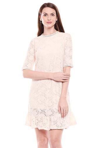 VERO MODA -  Peach Dresses - Main