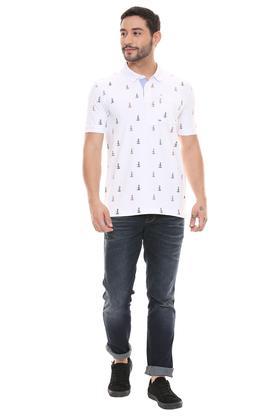 PARX - WhiteT-Shirts & Polos - 3