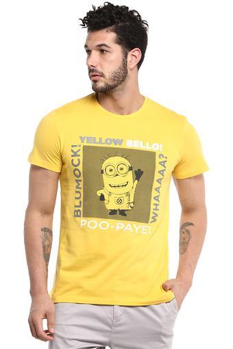 FREE AUTHORITY -  YellowT-shirts - Main