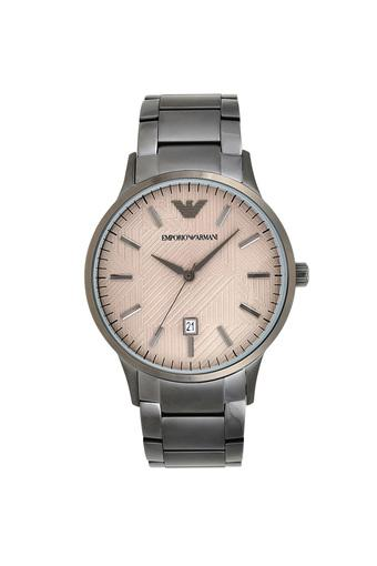 EMPORIO ARMANI -  No Colour Fossil Flat 30% Off  - Main