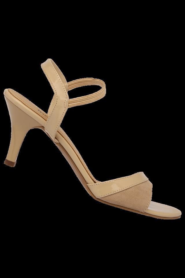 Womens Casual Slipon Heel Sandal