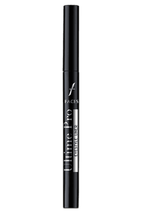 FACES Ultime Pro Eyestyle Liner Black 1 Ml
