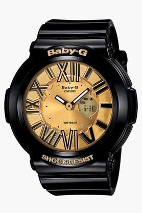 Womens BGA-160-1BDR (B143) Baby-G Analog-Digital Watch