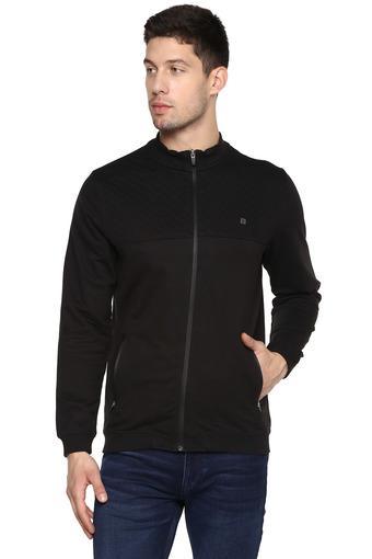 LOUIS PHILIPPE JEANS -  BlackWinterwear - Main