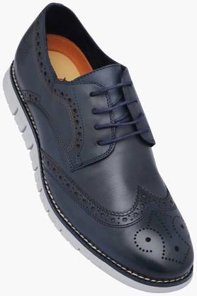 Venturini Formal Shirts (Men's) - Mens Leather Lace Up Smart Formal Shoes (Maverick Collection)