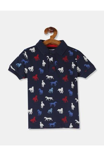 U.S. POLO ASSN. -  NavyUSPA KIDS Buy for Rs.3499 Get Rs.500 off & buy for Rs.4999 get Rs.1000 off - Main