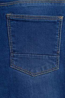 STOP - Mid Stone Jeans - 4