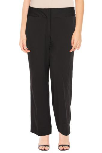 VAN HEUSEN -  BlackTrousers & Pants - Main
