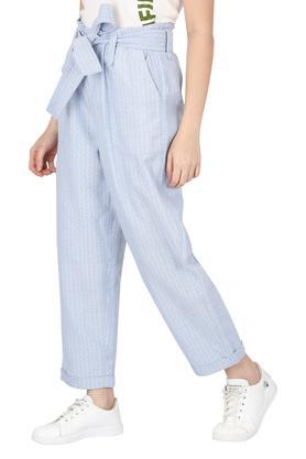 RHESON - Sky BlueTrousers & Pants - 2