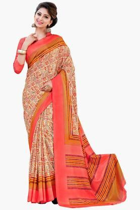 ASHIKA Women Designer Royal Kanchipuram Silk Saree