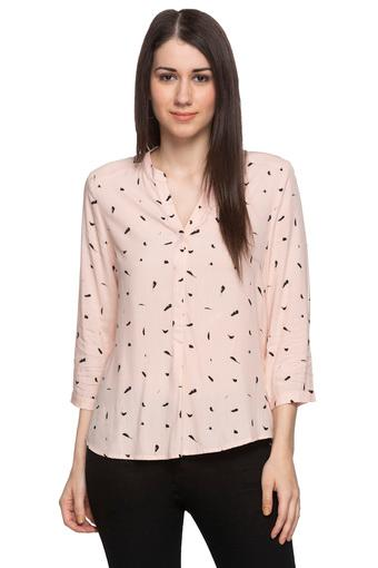 VERO MODA -  Cream Tops & Tees - Main