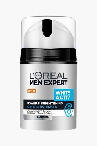 Men Expert White Active Moisturize SPF 26