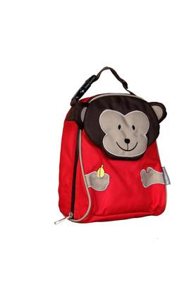 Kids Zip Closure Monkey Lunch Bag