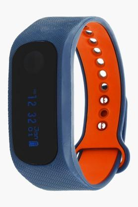 Fastrack Reflex Unisex Bluetooth 4.0 Silicone Strap Smartwatch - SWD90059PP02 image