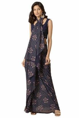 INDYA - BlueWomen Ethnic Wear - 3