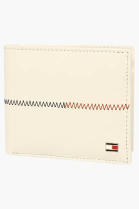 TOMMY HILFIGERMens Glarus 1 Fold Wallet