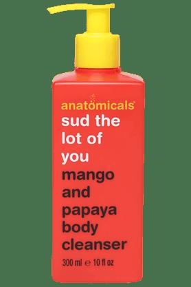 ANATOMICALSMango And Papaya Body Cleanser 300ml