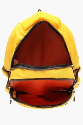 Unisex Zipper Closure Backpack