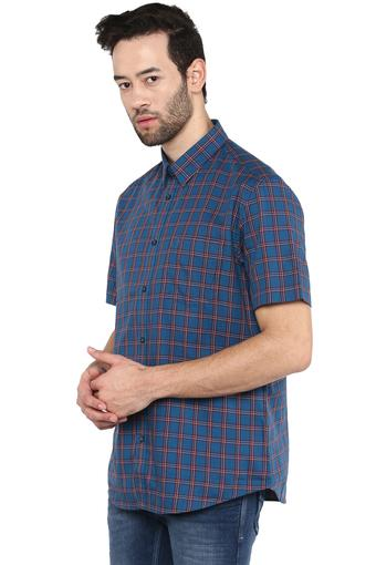 INDIAN TERRAIN -  Dark BlueShirts - Main