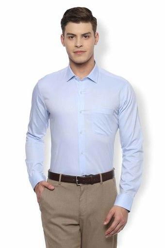 VAN HEUSEN -  Light Blue Formal Shirts - Main