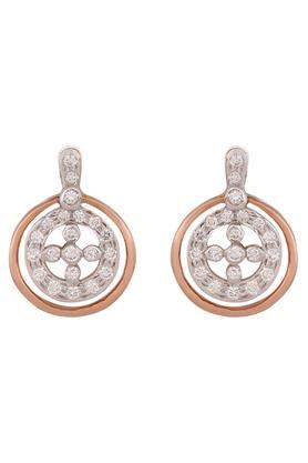 WAMAN HARI PETHEWomens Aabha Collections Diamond Pendant Set DERD16003280