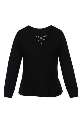 TINY GIRL -  BlackTopwear - Main