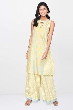 GLOBAL DESI - Yellow Global Desi - Buy 2 Merchandise and get Rs 500 Off - 3