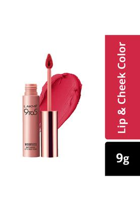 9 to 5 Weightless Mousse Lip & Cheek Color - Pink Plush - 9 g
