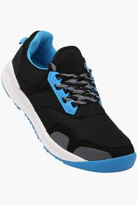 LEE COOPERMens Mesh Lace Up Sports Shoes - 202523281