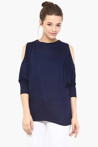 MISS CHASE -  Blue Tops & Tees - Main