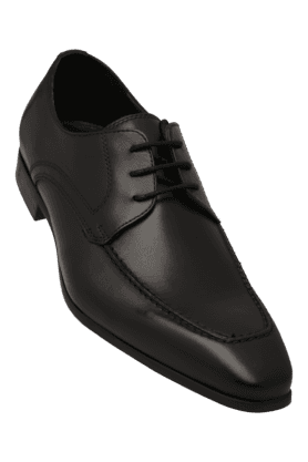 Ruosh Formal Shirts (Men's) - Mens Leather Lace Up Smart Formal Shoe