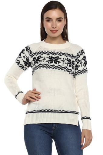 FEMINA FLAUNT -  Off WhiteWinterwear - Main