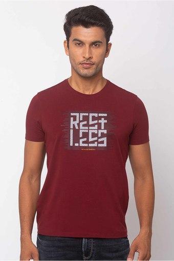 SPYKAR -  WineT-Shirts & Polos - Main