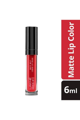 LAKME -  Rhythmic Red Lips - Main