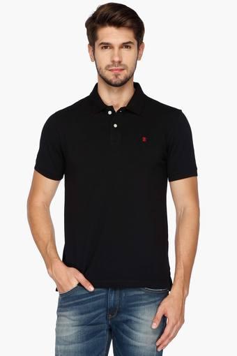 IZOD -  BlackT-Shirts & Polos - Main