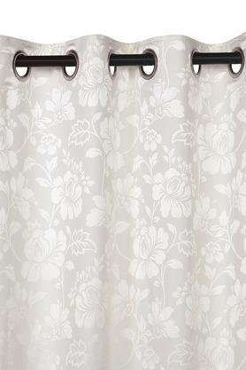 Self Printed Door Curtain Pack of 2