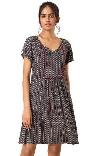 INDYA -  BlueIndianwear Dresses - Main