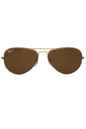 RAY BAN Men Aviator Sunglasses (Use Code FB20 To Get 20% Off On Purchase Of Rs.1800)