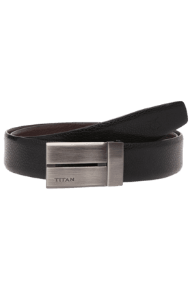 TITANMens Mix Reversible Formal Belt