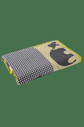MASPARIkat Print Double Quilt