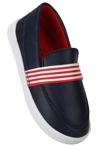LIFE -  Navy Sneakers - Main