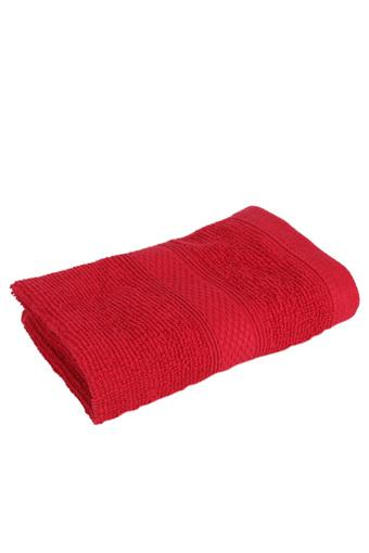 Slub Textured Terry Cennet Face Towel