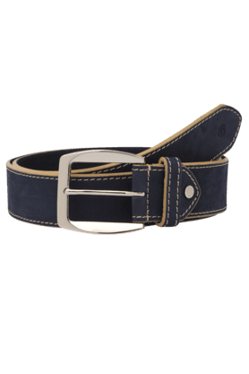 TITAN Mens Casual Leather Belt