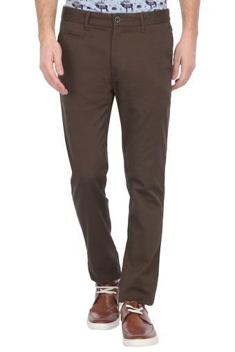 VDOT -  BrownCargos & Trousers - Main