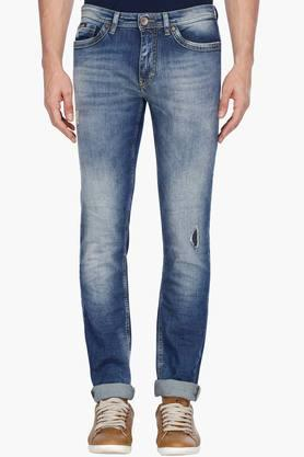GAS Mens 5 Pocket Stretch Jeans (Albert Fit) - 201531862