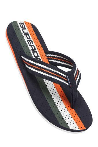 SUPERDRY -  Green Slippers & Flip Flops - Main