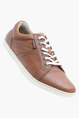 RED TAPE Mens Leather Lace Up Casual Shoes - 202628255