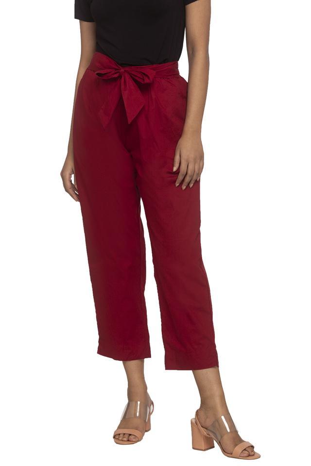 RHESON - BlueTrousers & Pants - Main