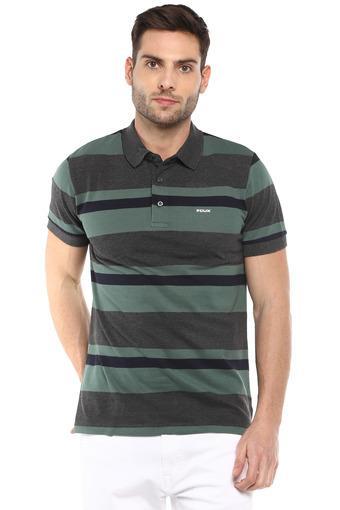 FCUK -  GreyT-shirts - Main